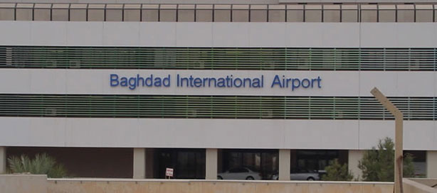 Baghdad International Airport Power Generation by Al Qarya Group