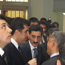 AKNews launch on November 17, 2008 in Erbil, Iraq / Al Qarya Group / Picture 31
